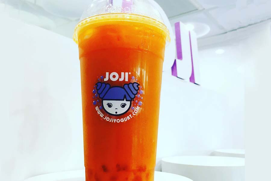 LOVE is…. JOJI<sup>®</sup> Bubble Tea